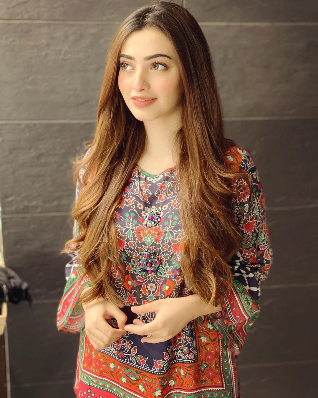Actress Nawal Saeed Latest Beautiful Pictures