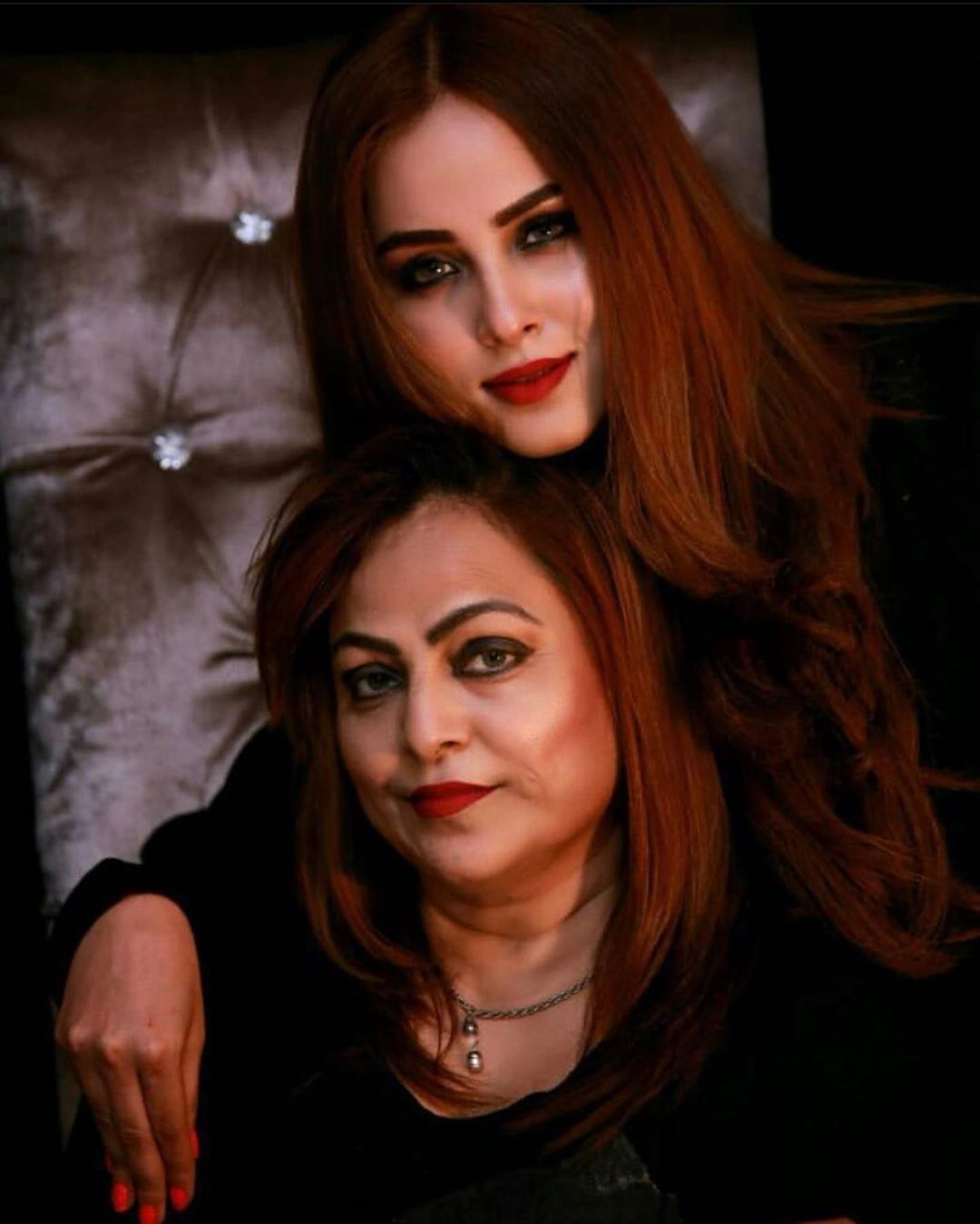 Nimra Khan Shared Pictures with her Mother and Mother in Law