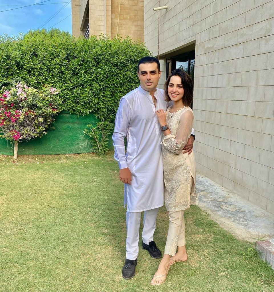 Nimra Khan's Ex-husband Talked About His Divorce - Video Clip