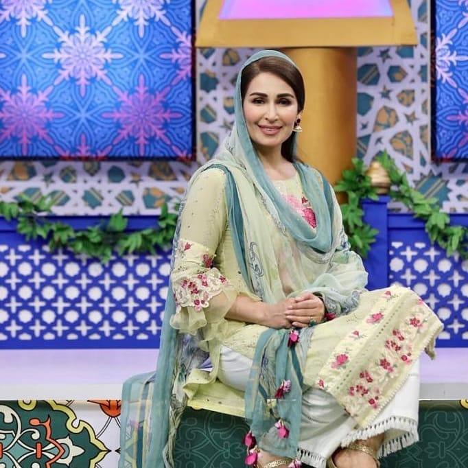 Reema Khan Clarifies Statement Against Airing Ertugrul 8