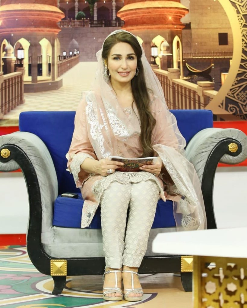 Reema Khan Is Against Airing Turkish Series