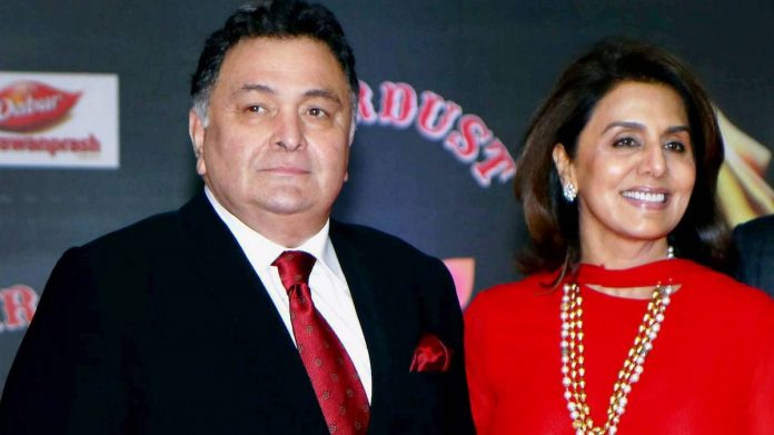 Rishi Kapoor's Wife Message After Demise of Her Husband