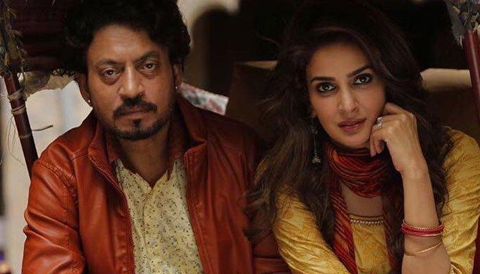 Saba Qamar Gets Emotional On Irrfan Khan's Death