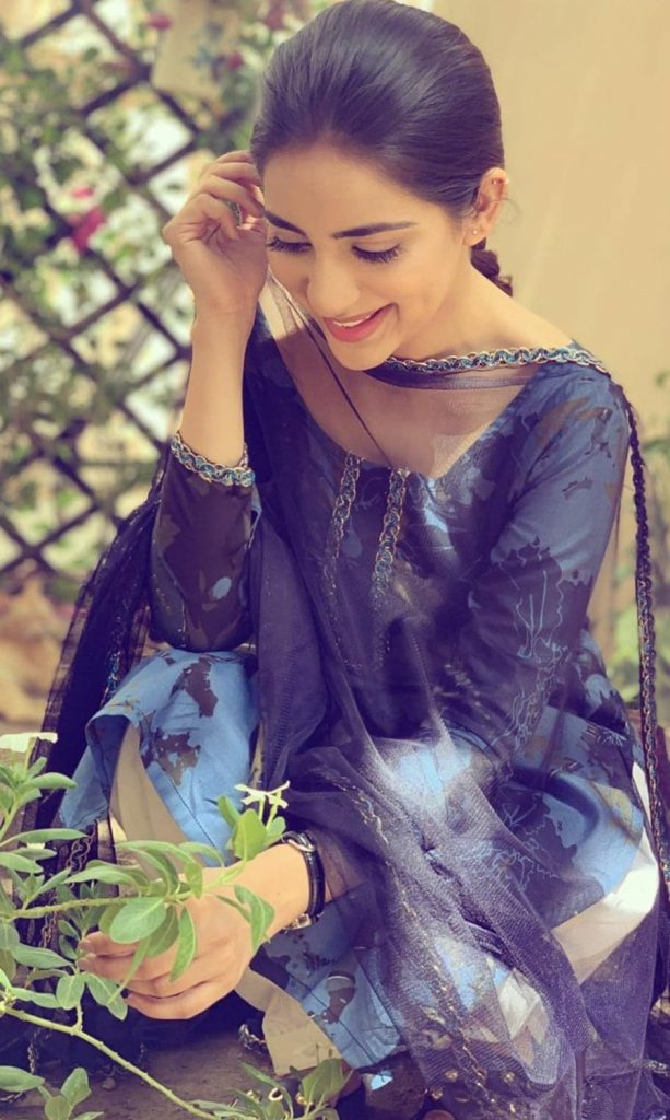 Saboor Aly Talked About Her Rishta
