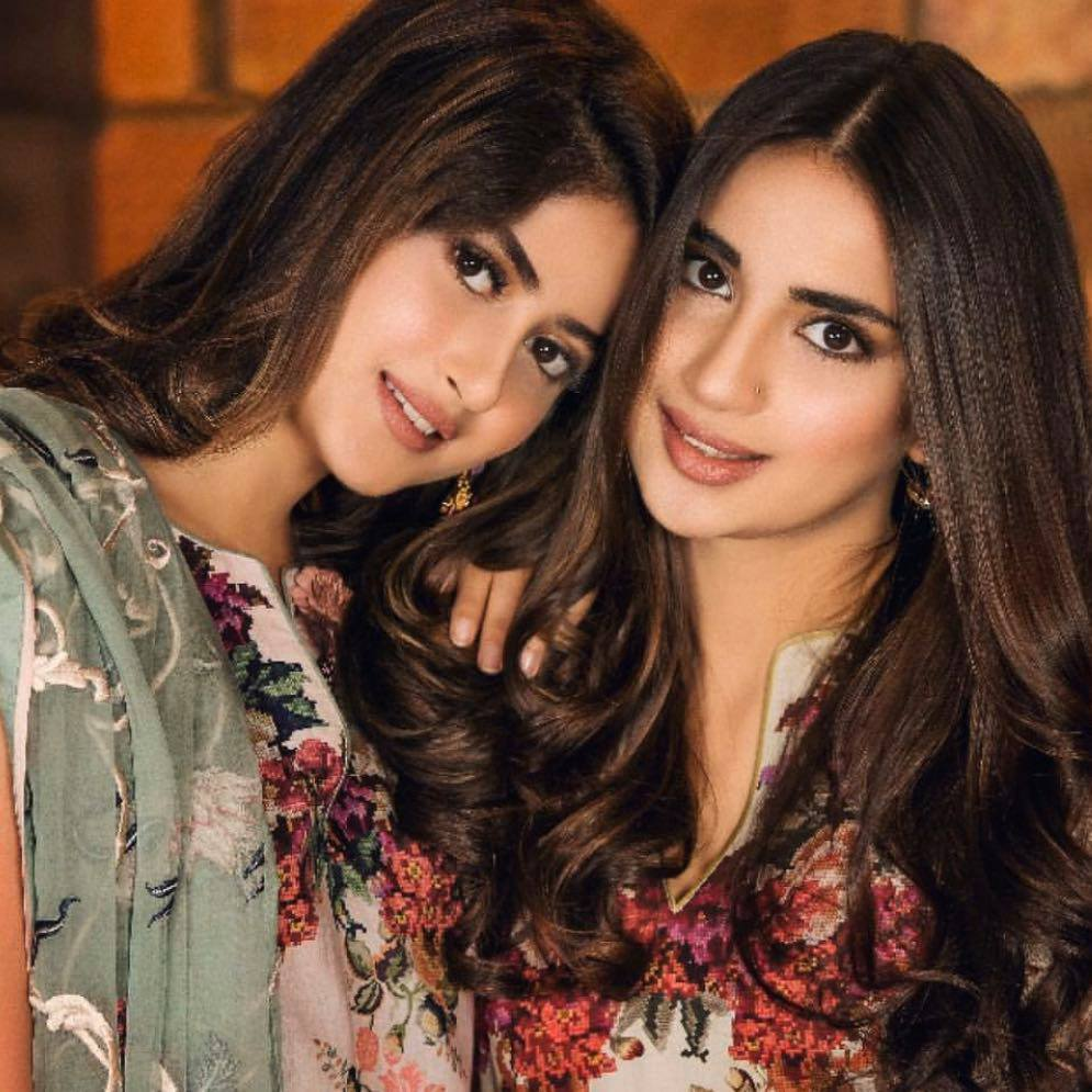 Sajal Aly Talks About Bond With Saboor Aly
