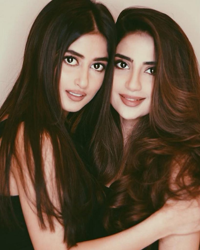 Sajal Aly Talks About Bond With Saboor Aly 6