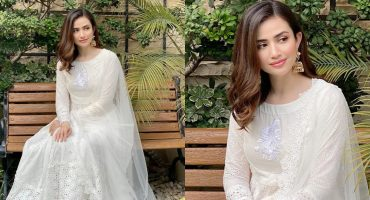 Sana Javed Slaying In Eid Pictures 45