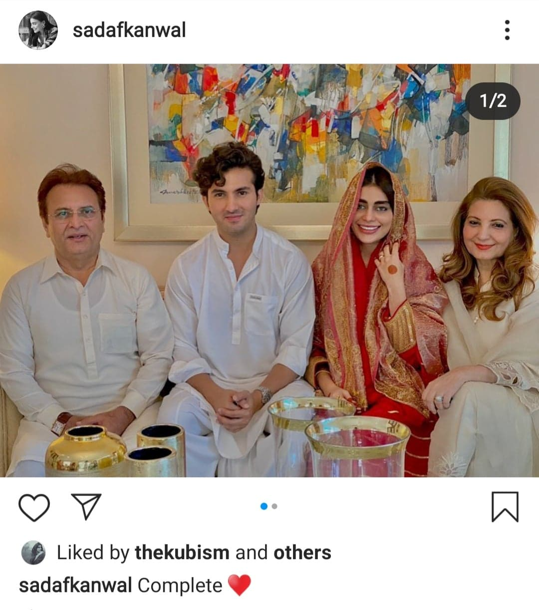 Pakistani Celebrities Who Got Married During Lockdown