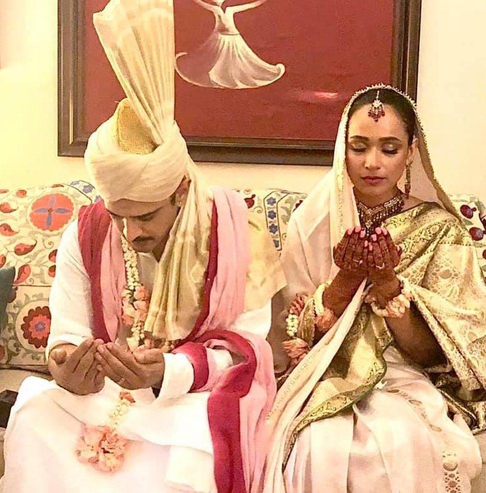 Simi Raheals Sweetest Note On Daniyal And Faryal Wedding 16