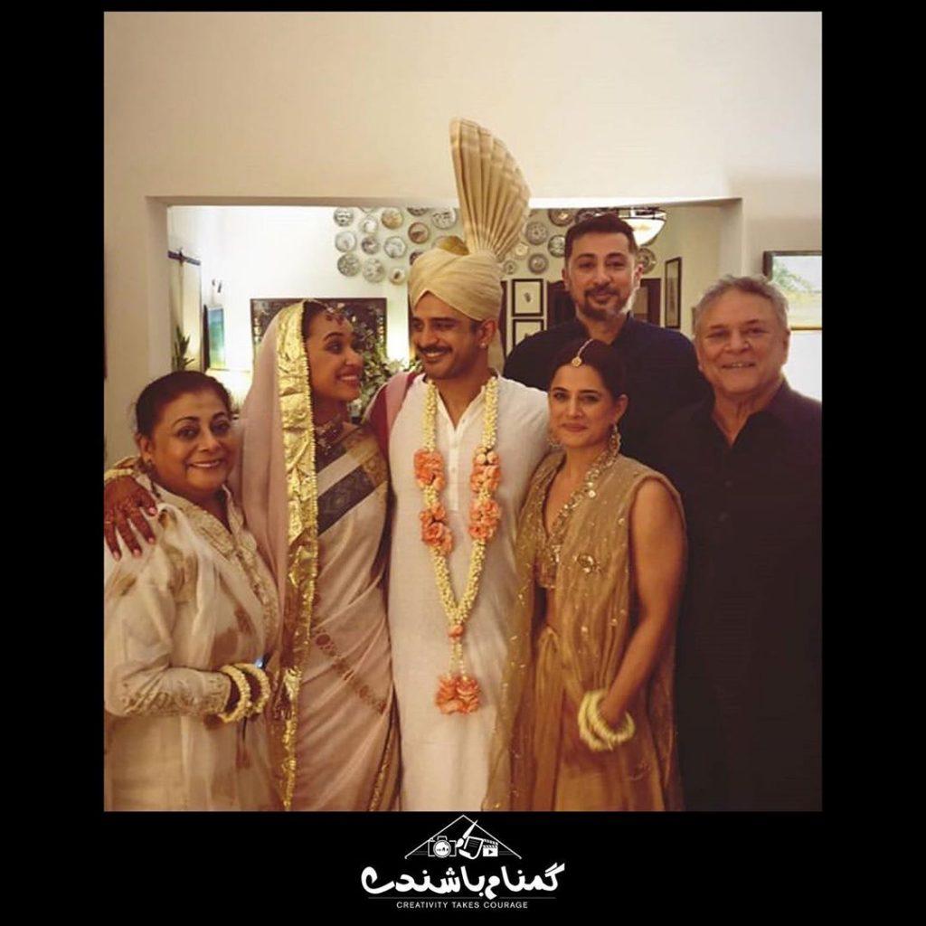 Simi Raheals Sweetest Note On Daniyal And Faryal Wedding 17