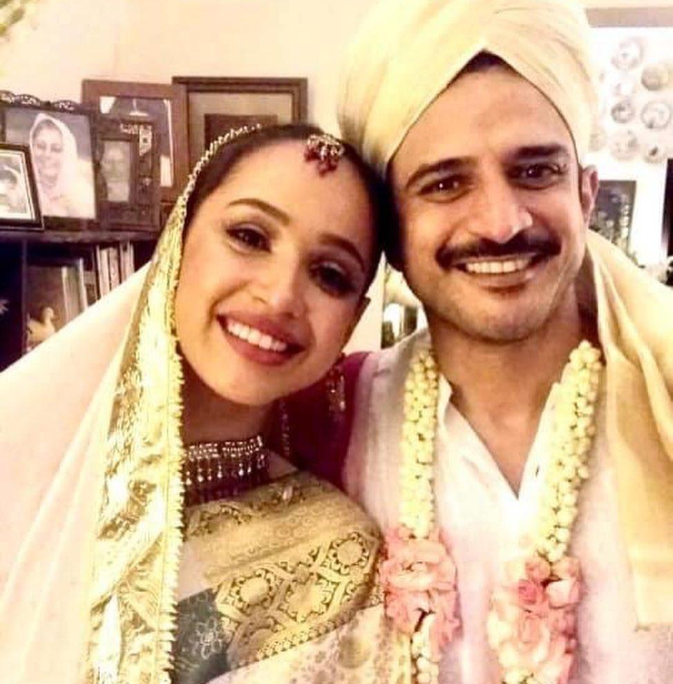 Simi Raheals Sweetest Note On Daniyal And Faryal Wedding 19