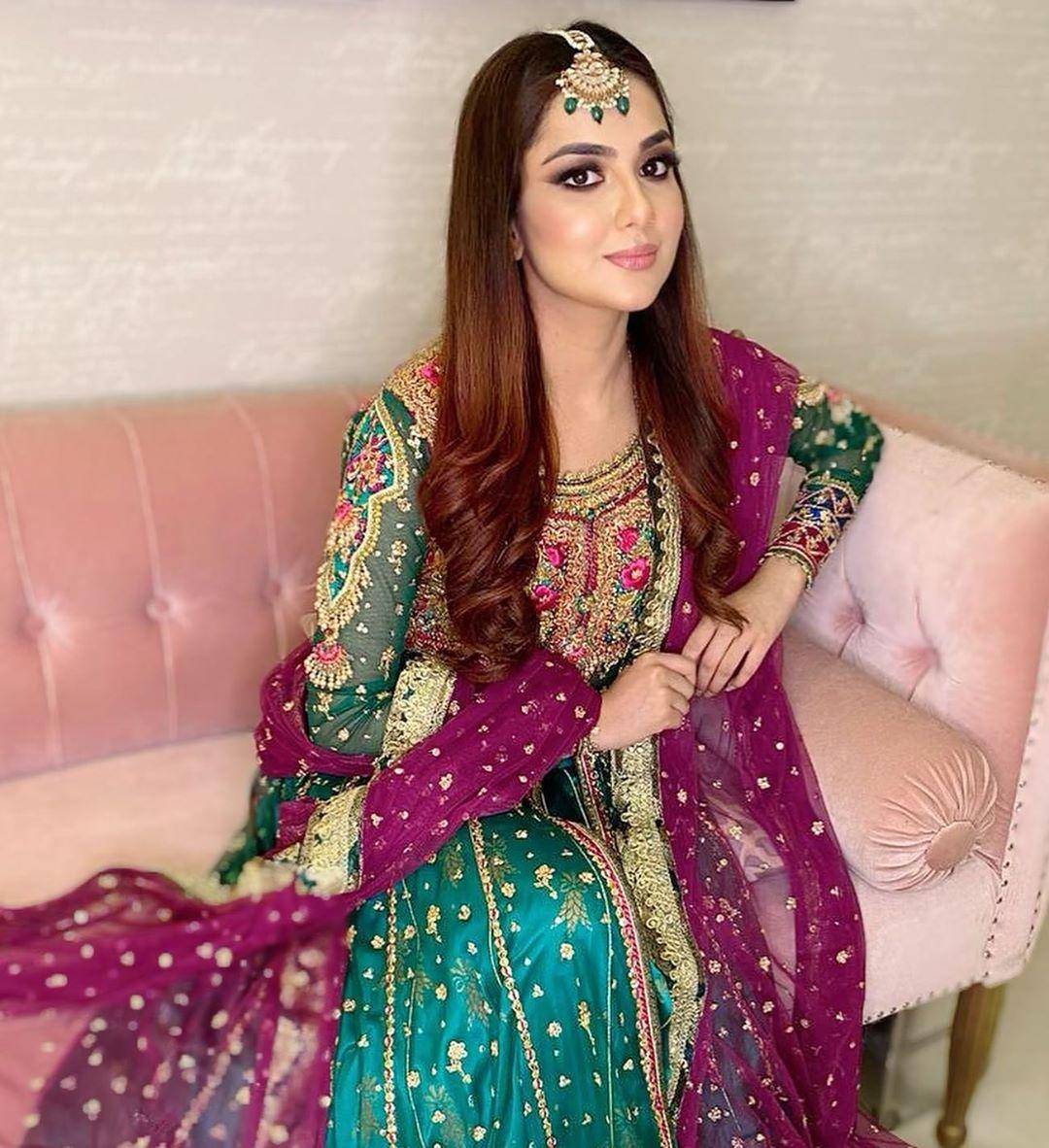 Syeda Tuba Aamir Beautiful Clicks from Ramazan Transmission