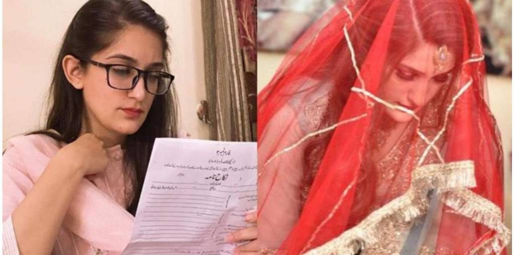 This Lady Shared Importance Of Reading Nikkah-Nama