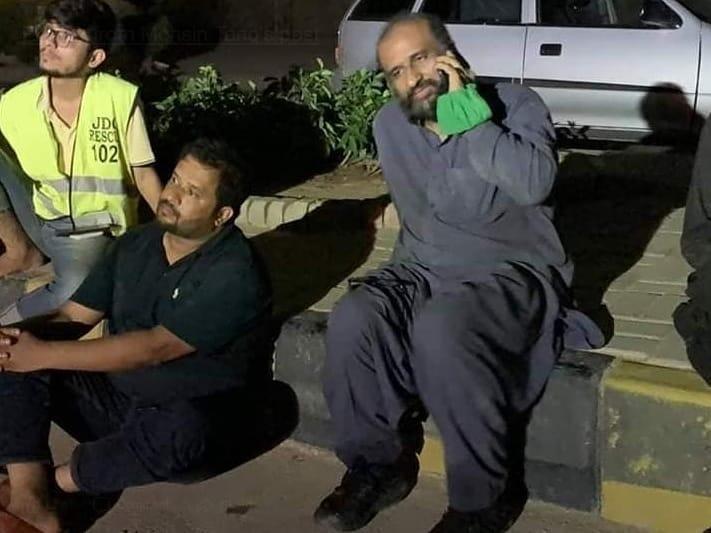 Zafar Abbas And Edhis Work For Humanity 22
