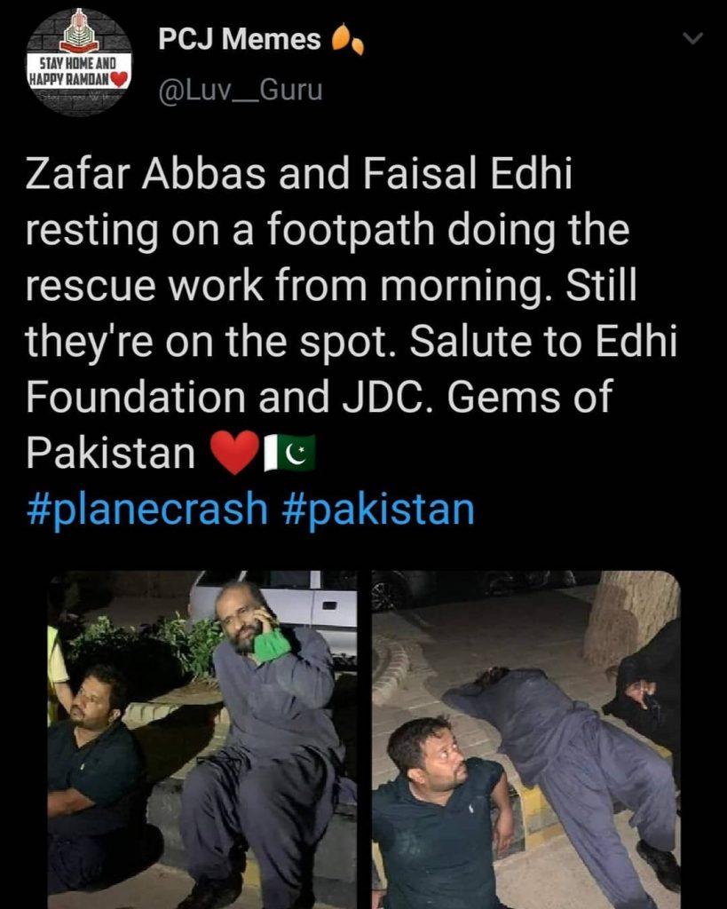 Zafar Abbas And Edhis Work For Humanity 25