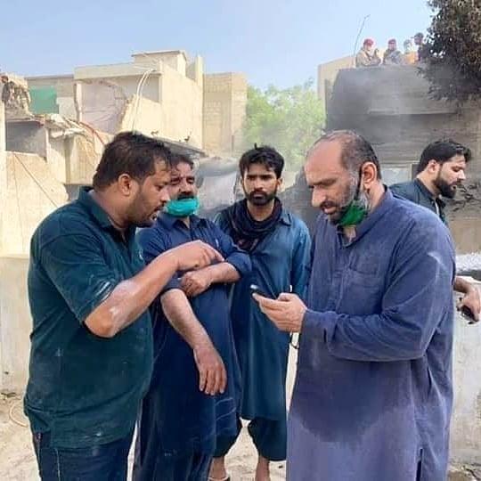 Zafar Abbas And Edhis Work For Humanity 27