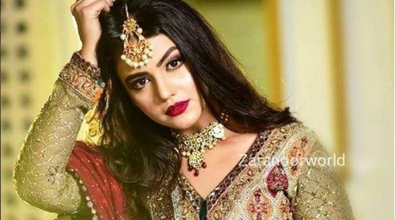 Zara Noor Abbas First Tik Tok