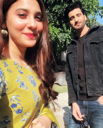 Hina Altaf and Agha Ali Got Married