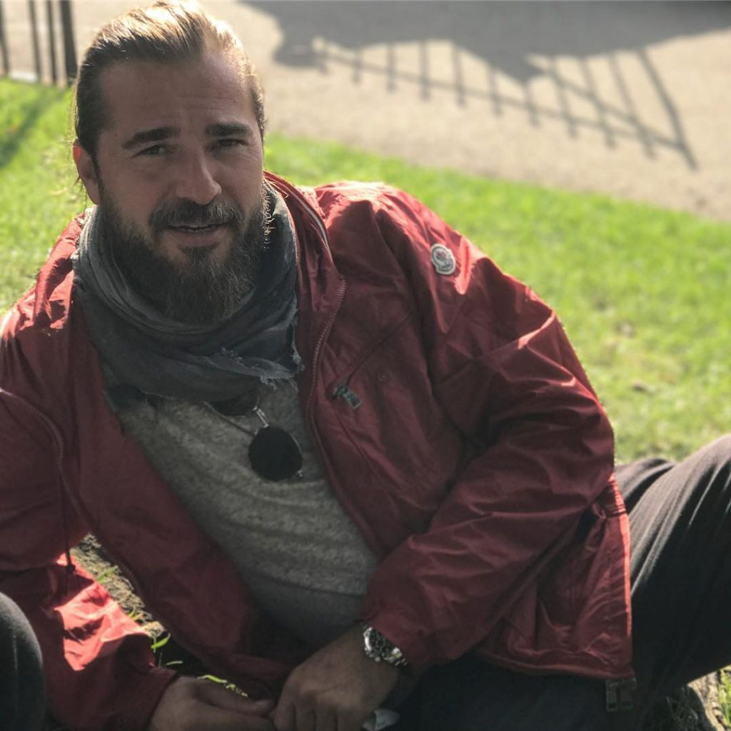 Coolest Pictures of the Ertugrul Star Engin Altan Düzyatan