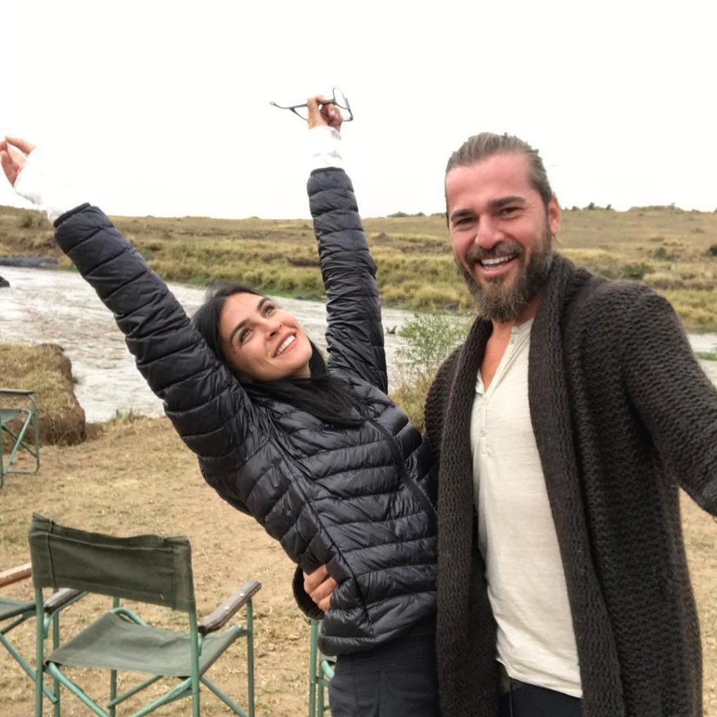 Family Pictures of Engin Altan Düzyatan – The Ertugrul Hero
