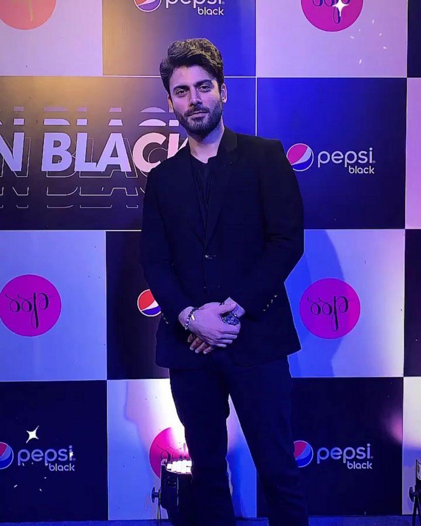 Fawad Khan's Ever Favorite Color is – Black