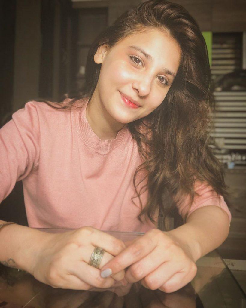 Life of Hina Altaf during the Quarantine