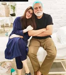 Celebrities with their Fathers Who are NOT Actors - 2020