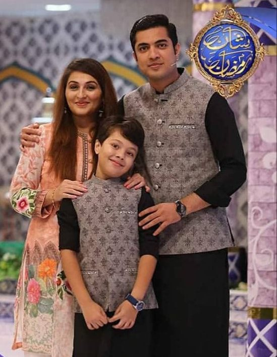 Best Pictures of Handsome Iqrar Ul Hassan in Shalwar Kameez and Waistcoat