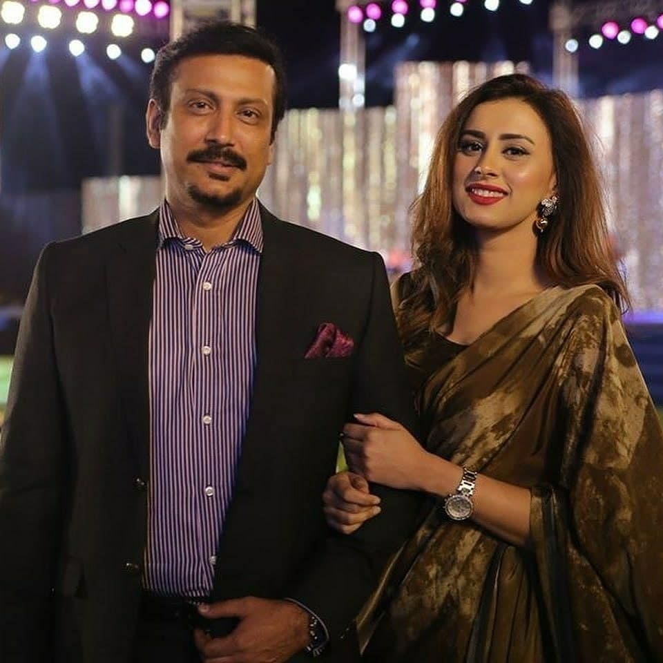 Madiha Naqvi And Faisal Sabzwari Shared How They Got Married