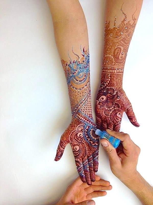 Mehndi Designs For Eid 2020