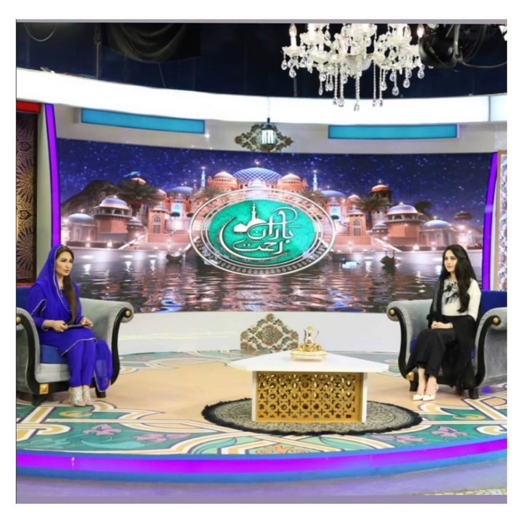 Does Neelam Muneer Have No Friends In The Industry