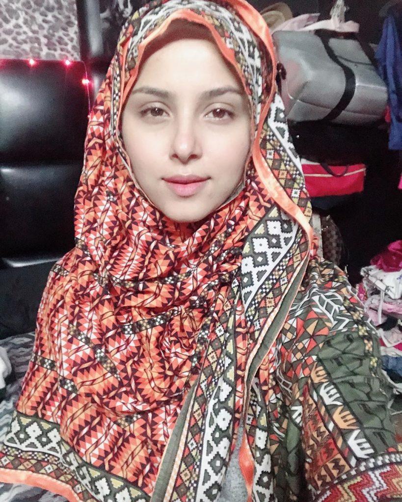 Nimra Khan Recites A Beautiful Naat