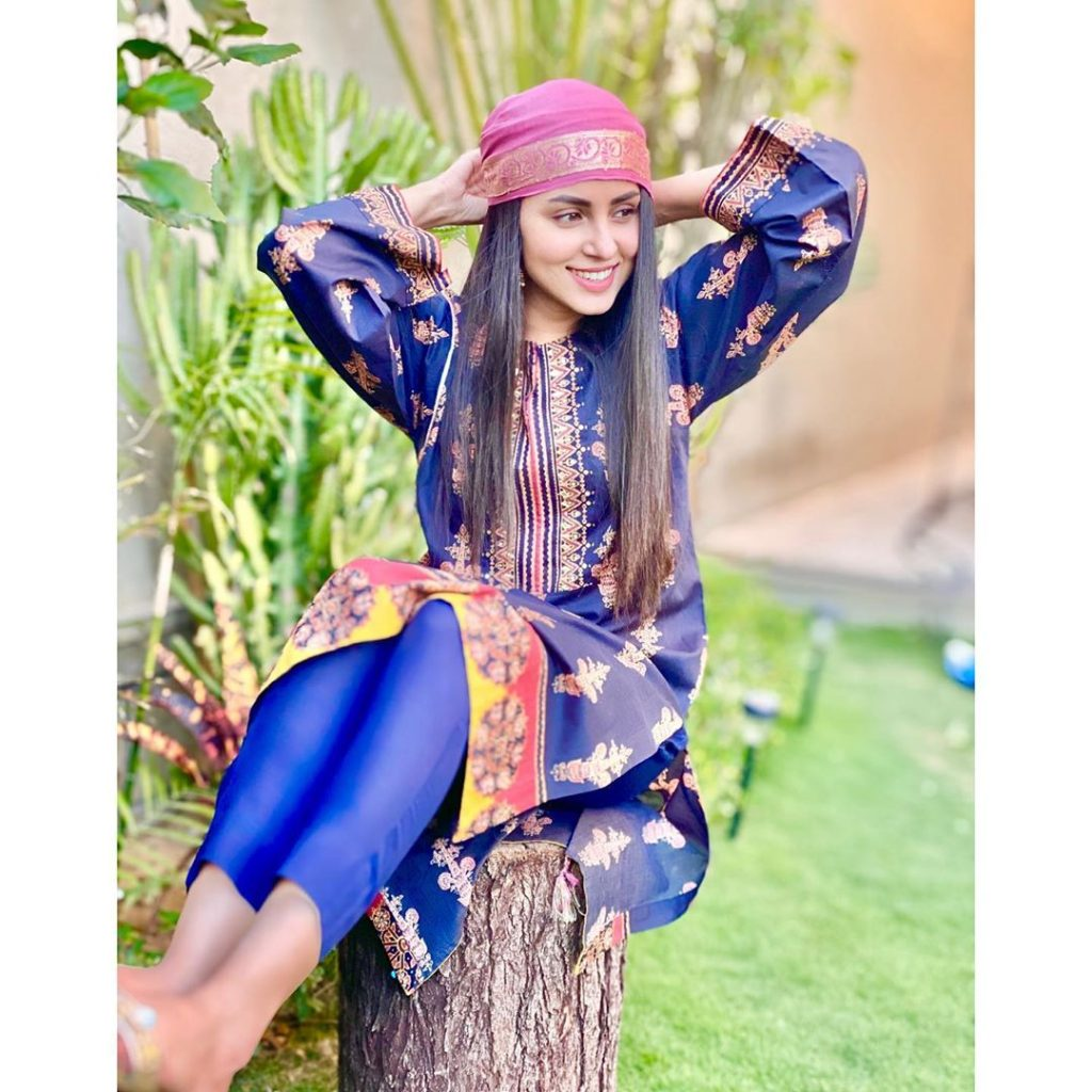 The Holy Side of Nimra Khan – Beautiful Pictures