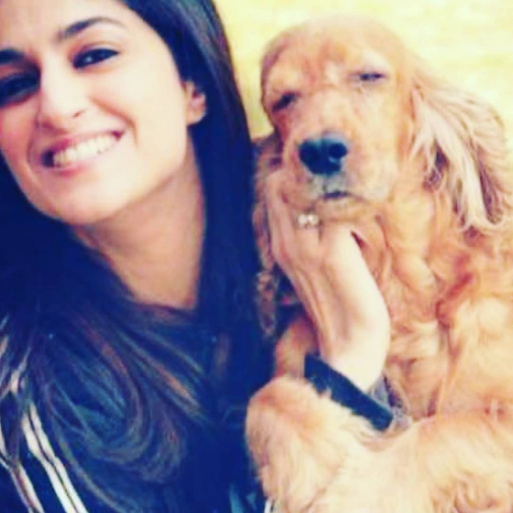 30 Latest Pictures of Nadia Jamil Show Her Positivity Towards Life