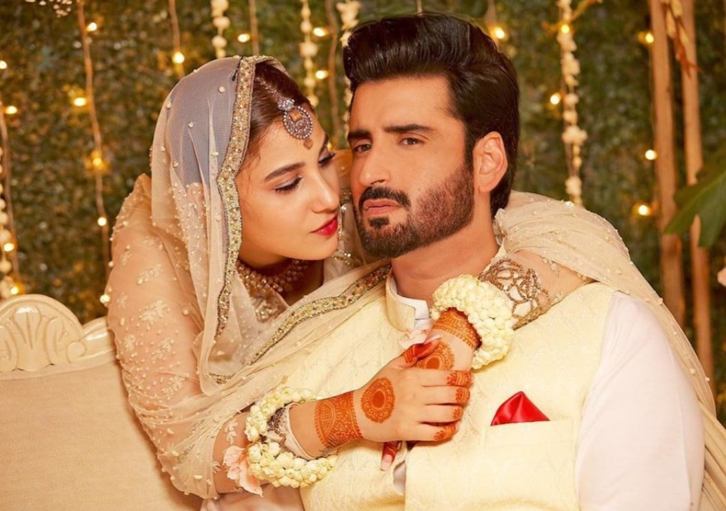 This Is How Aagha Ali & Hina Altaf Fell In Love