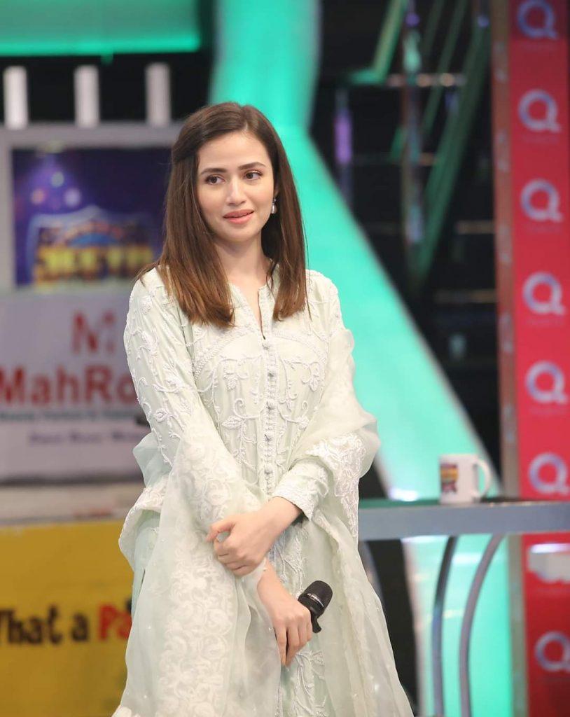 Sana Javed To Star In Humayun Saeed's Next Film