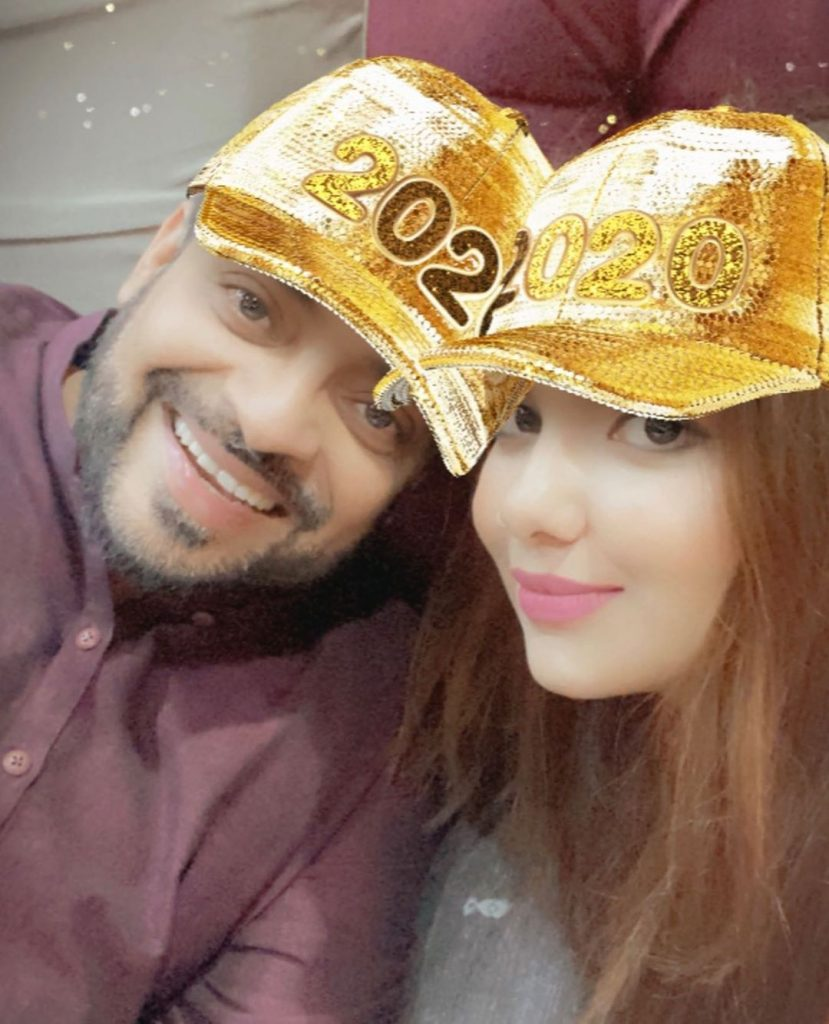 Tuba Aamir & Aamir Liaquat's 3rd Nikkah Anniversary