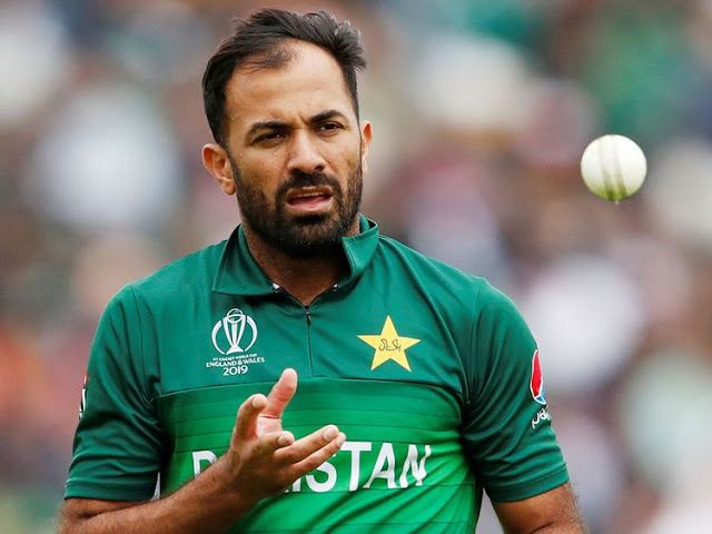 Cricketer Wahab Riaz Welcomes 2nd Baby Girl