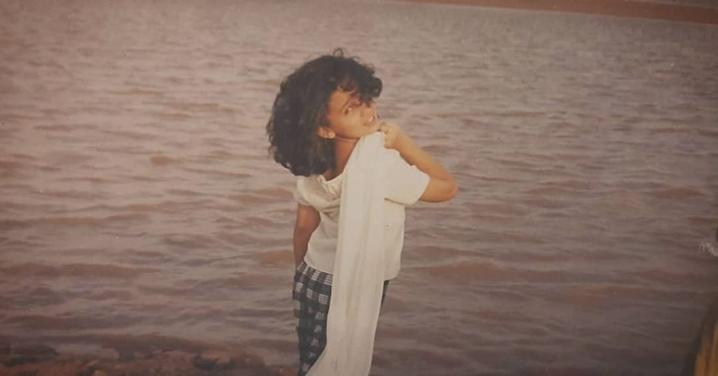 These Throwback Pictures of Zara Noor Abbas are Love