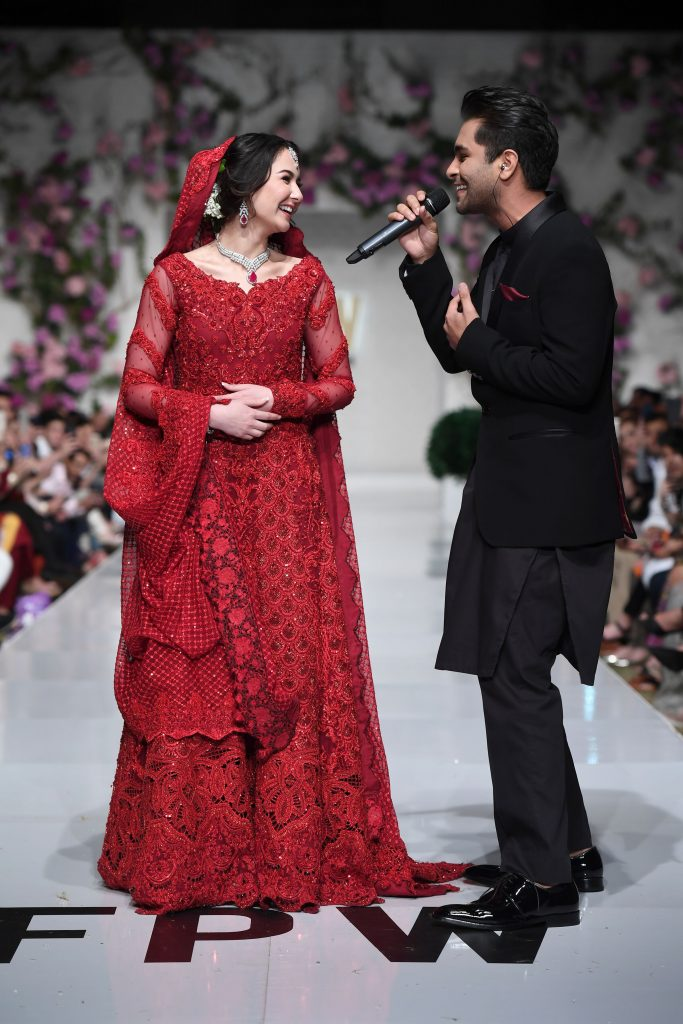 Cute Video Of Hania Amir And Asim Azhar