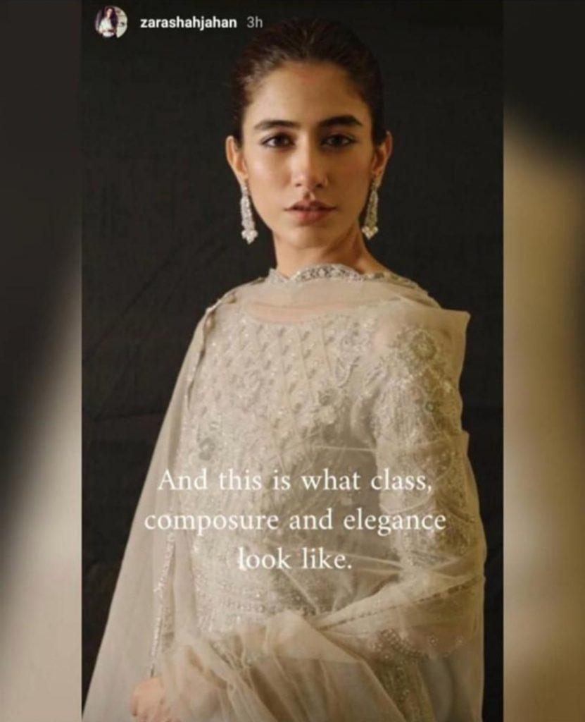 Celebrities Cheer Syra's Silence After Sadaf, Shahroz Get Married