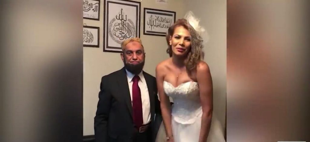 69 Years Old Pakistani Married To 35 Years Old Girl