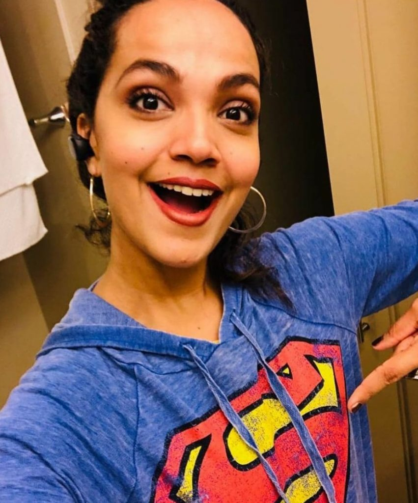 Here Is Why Aamina Sheikh Doesn't Appear In Interviews