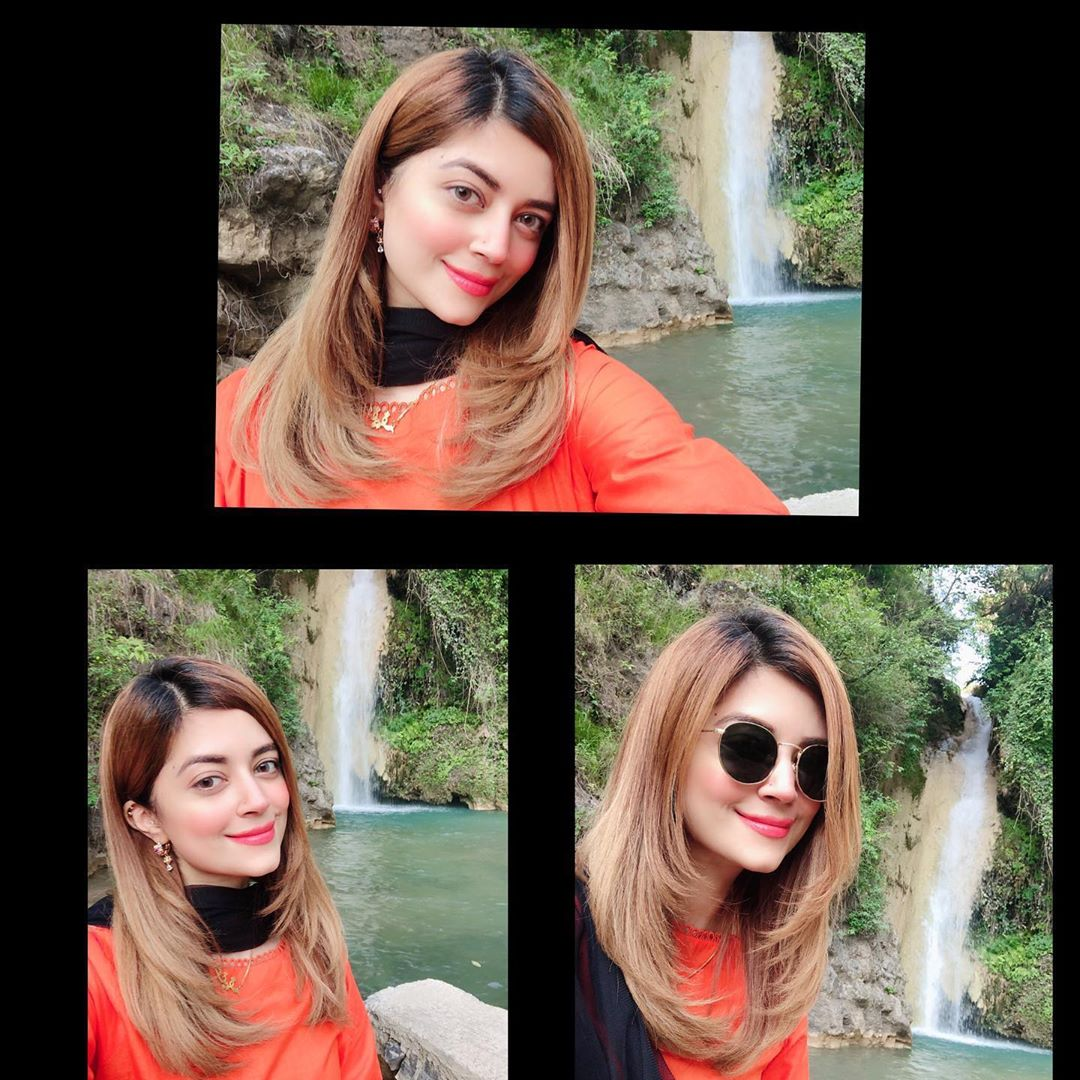 Syed Jibran Latest Pictures with his Wife from KPK