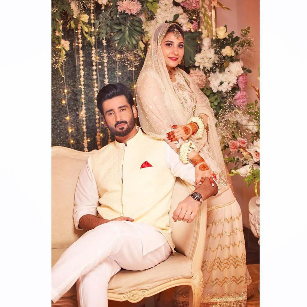 Agha Ali Is The Best Brother-In-Law And Here Is The Proof