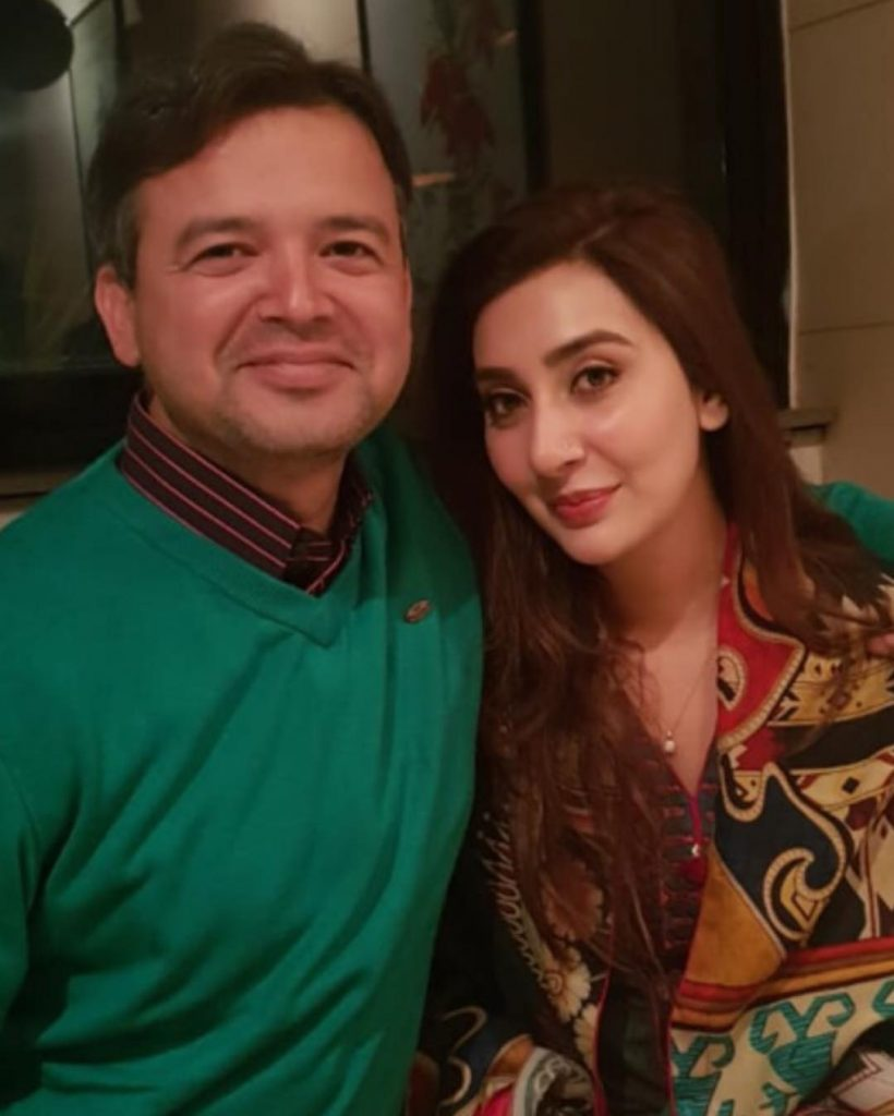 Aisha Khan's Stunning Pictures With Baby