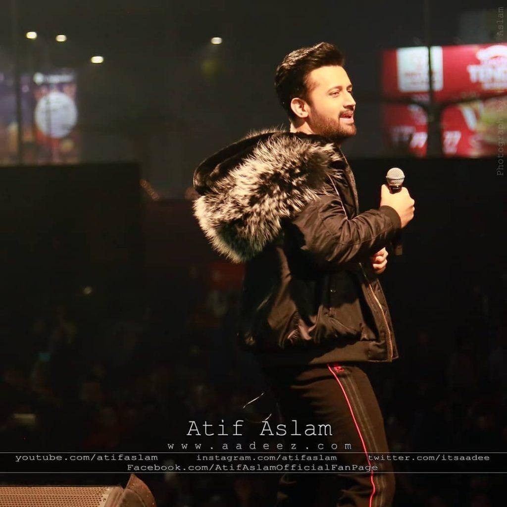 Atif Aslam Hilariously Mimic Ali Zafar