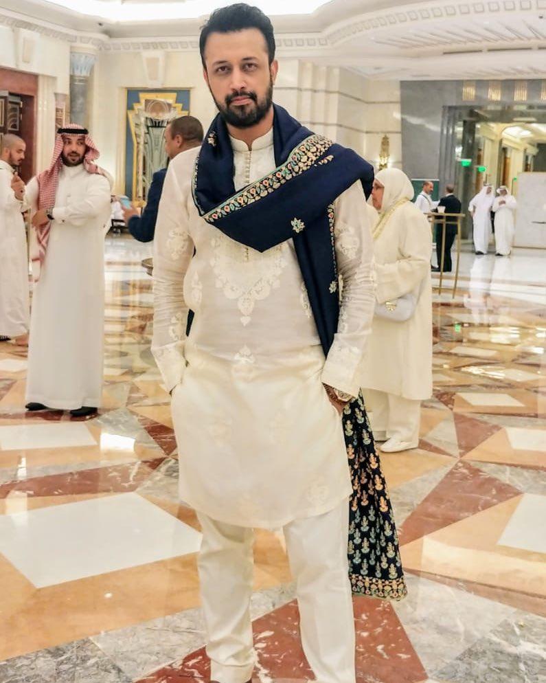 Atif Aslam's Opinion On Becoming Legend In Pakistan