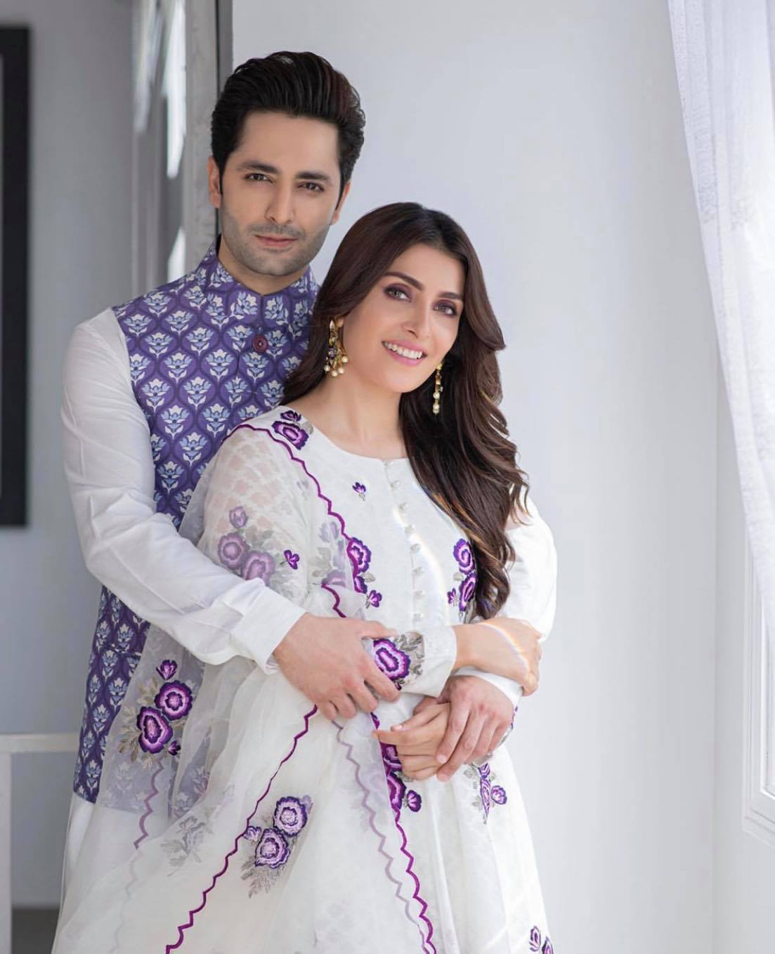 Ayeza Khan As a Wife And Mother