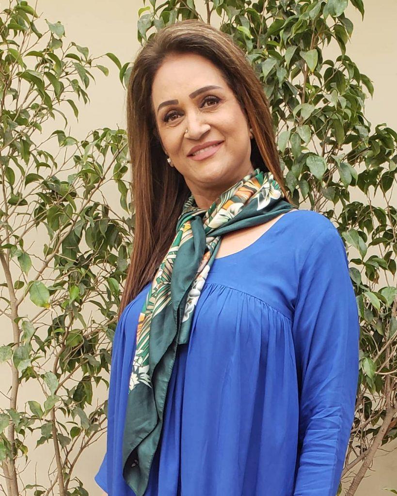 Bushra Ansari Shares Why She Won't Return To Pakistan
